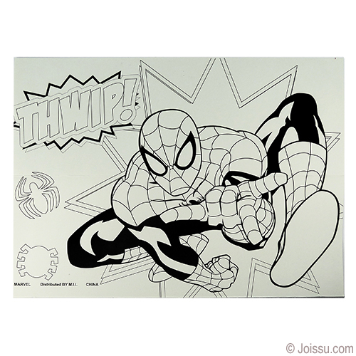 Spiderman Color By Numbers Sets Wholesale Bulk Pricing Www Joissu Com
