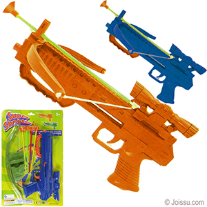 5 Piece Super Shooter Crossbow Sets
