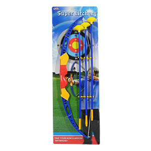 Super Archery Set - 4 Piece Set