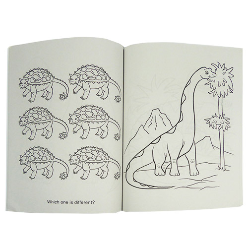 Dinosaur Coloring Activity Books Wholesale Bulk Pricing Www Joissu Com