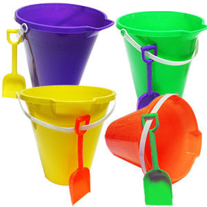2 Piece Shovel And Pail Sets