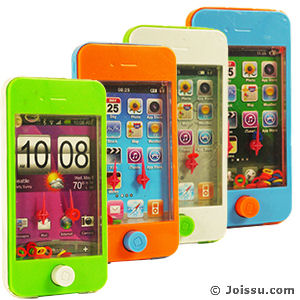 Smart Phone Ring Toss Water Games Wholesale Bulk Pricing