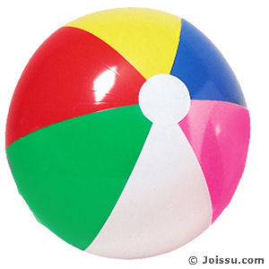 "24"" Classic Inflatable Beach Balls Wholesale Bulk Pricing ..."