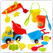 Sandcastle & Beach Toys