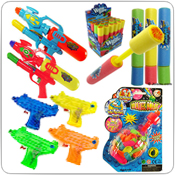 Water Blaster Guns, Squirters