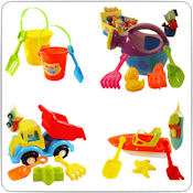 Beach Bucket Sets
