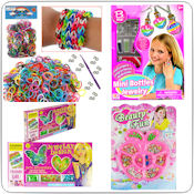 DIY Loom Bands Wholesale Bulk Prices
