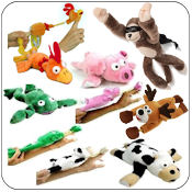 Plush Flingshot Animals  Wholesale In Bulk