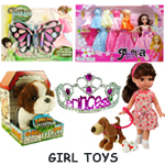 Toys For Girls Wholesale Bulk Pricing
