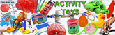 Activity Toys Wholesale