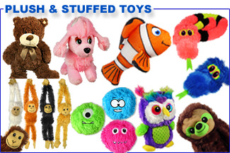 Plush & Stuffed Toys