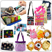 Bags, Purses & Coin Purses Wholesale Bulk