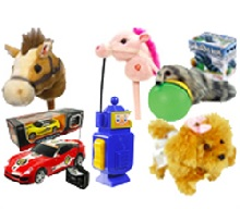 Battery Operated Toys Wholesale Bulk Pricing