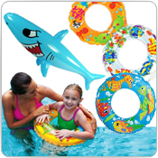 Pool Fun Inflate Items