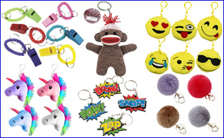 Keychains Wholesale