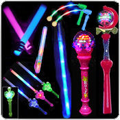 Flashing, Wands, Batons & Sticks Wholesale, Bulk