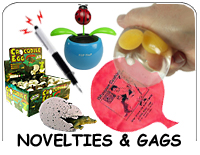 Novelties, Gags & Noisemakers Wholesale, Bulk Pricing
