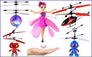 Battery Operated Hover & Flying Toys