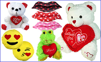 Valentine's Day & Mother's Day Plush